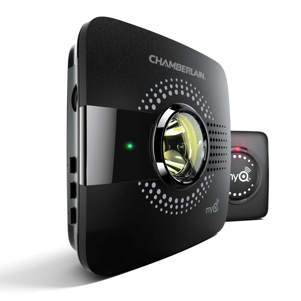 Myq Smart Garage Hub Home Security Home Security Systems Best Smart Home