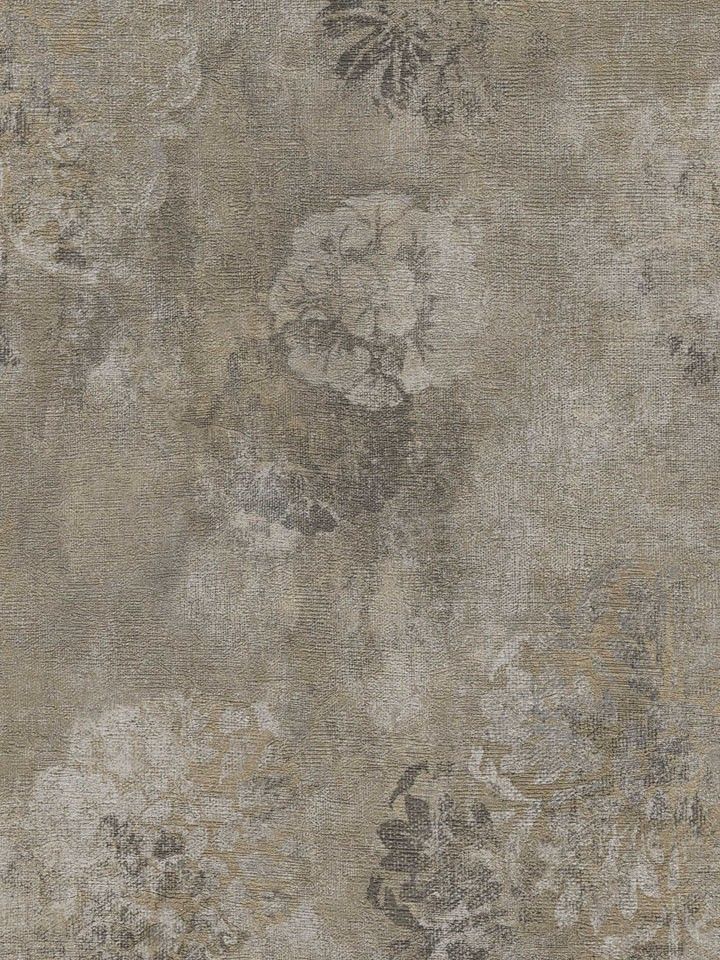 Interior Place - Grey Faded Rustic Floral Wallpaper, 23.08 £ (http://www.interiorplace.com/grey-faded-rustic-floral-wallpaper/)