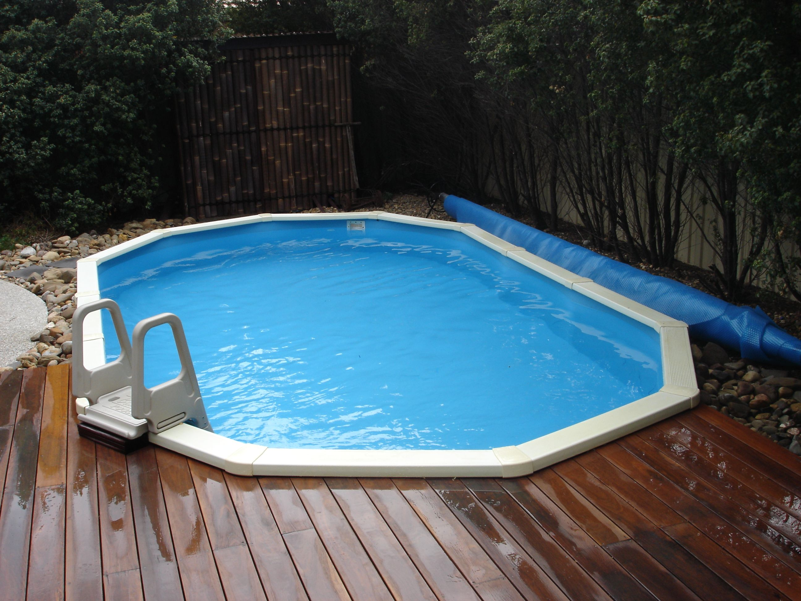 Doughboy Tuscany Resin Swimming Pool - Westwood Pool Company