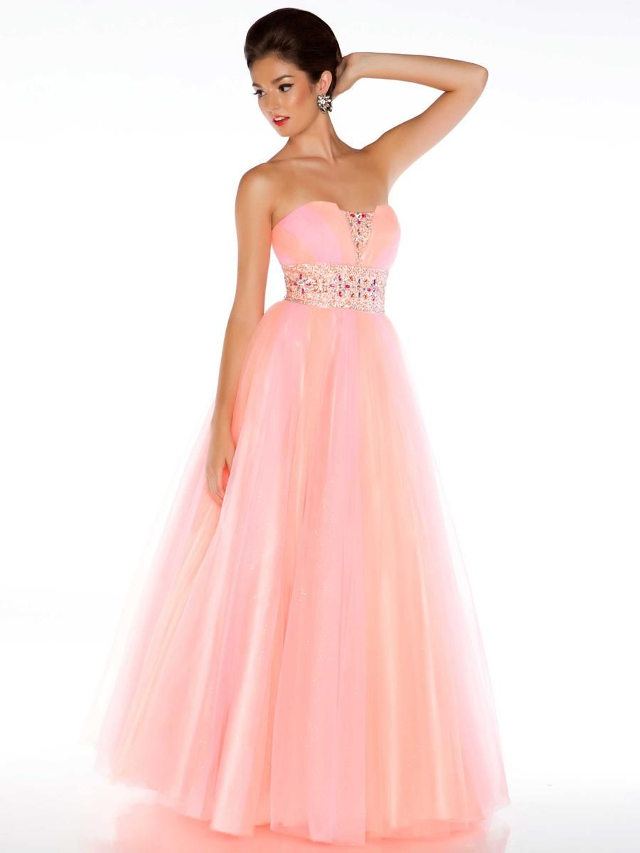 Backless a line sweetheart pink prom dress prom dresses
