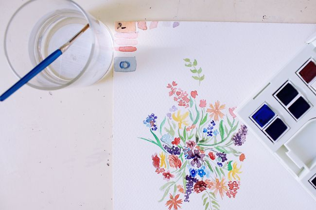 Picking Your Perfect Watercolor Paper Paper Flower Art Best