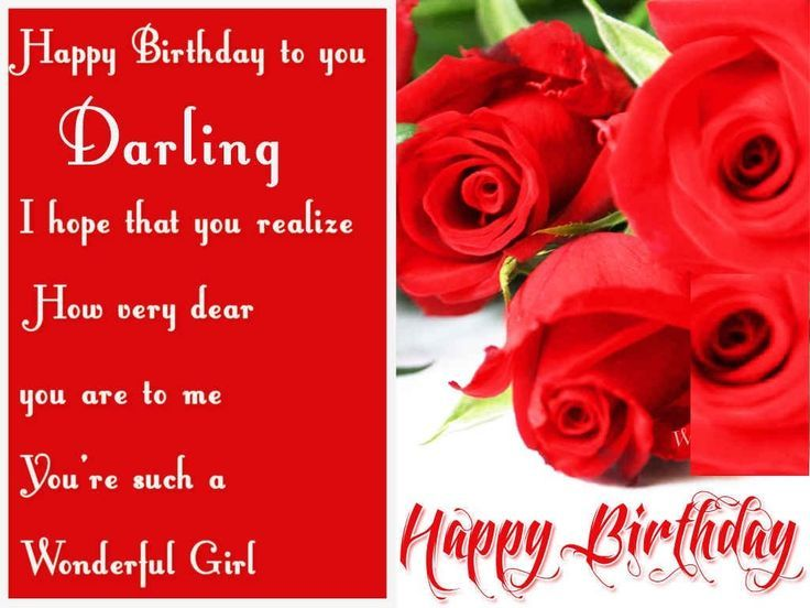 Happy Birthday Cards For Girlfriend Every One Likes To Make Their