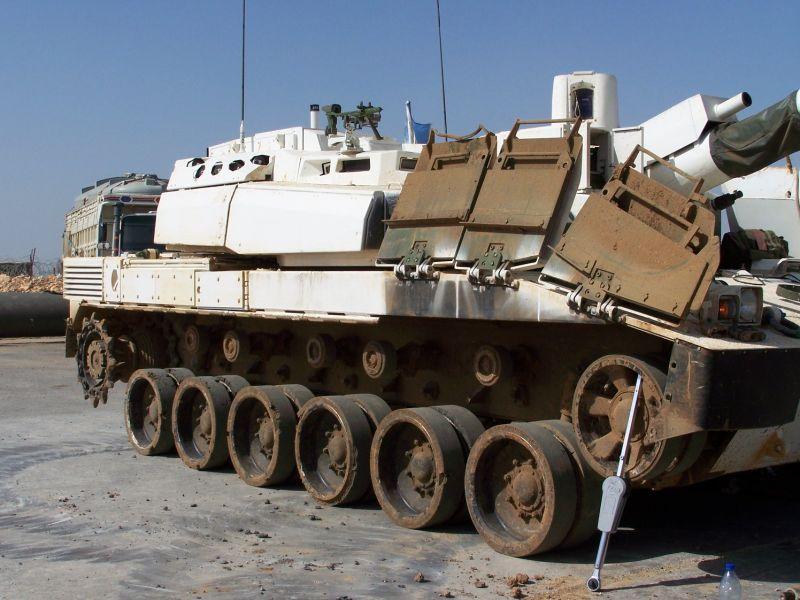 98f40314d07e Armorama    1 35 Heller Leclerc in progress