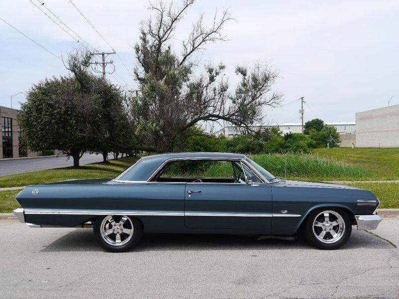 1963 Chevrolet Impala For Sale Alsip Il Oldcaronline Com