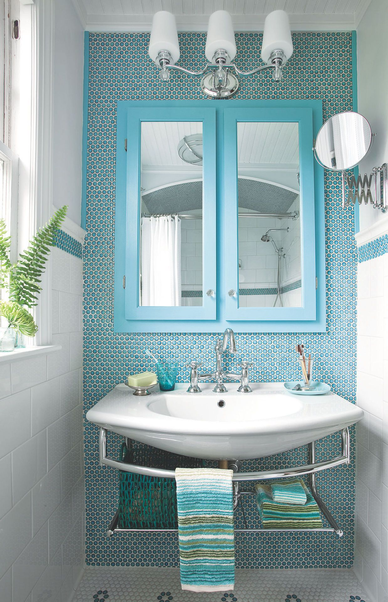 Oceans Of Blue Via Old House Website Photograph By Deborah Whitlaw