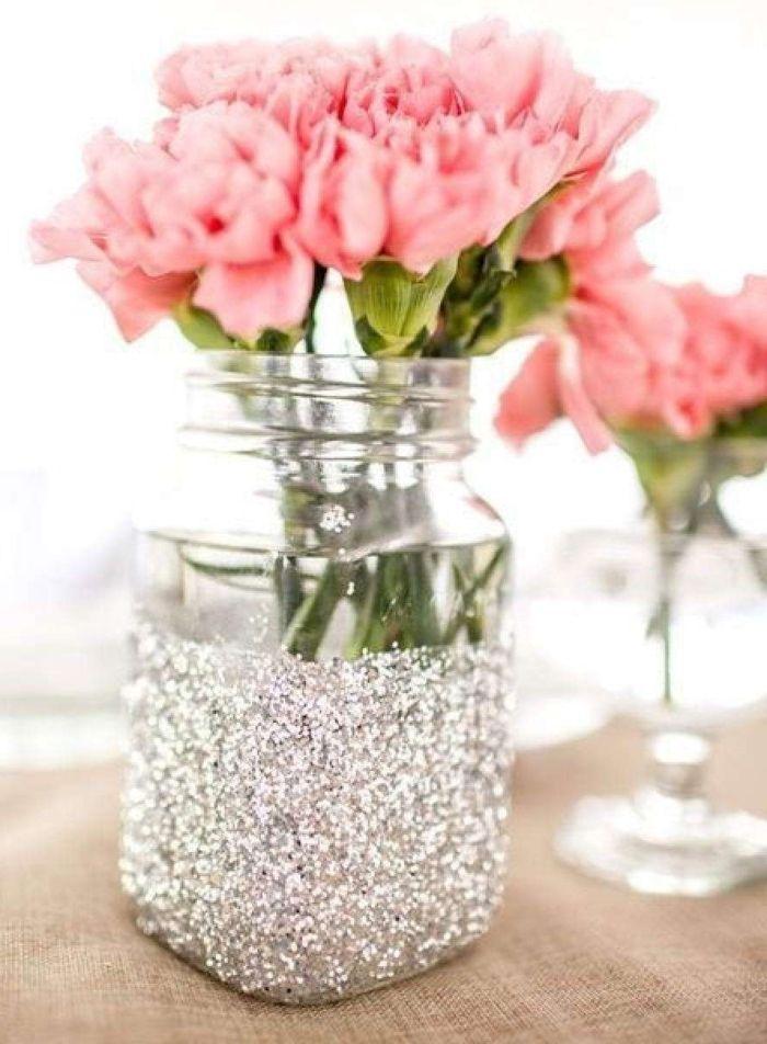 Deko Blumen Ausgefallene Vase Dekoideen