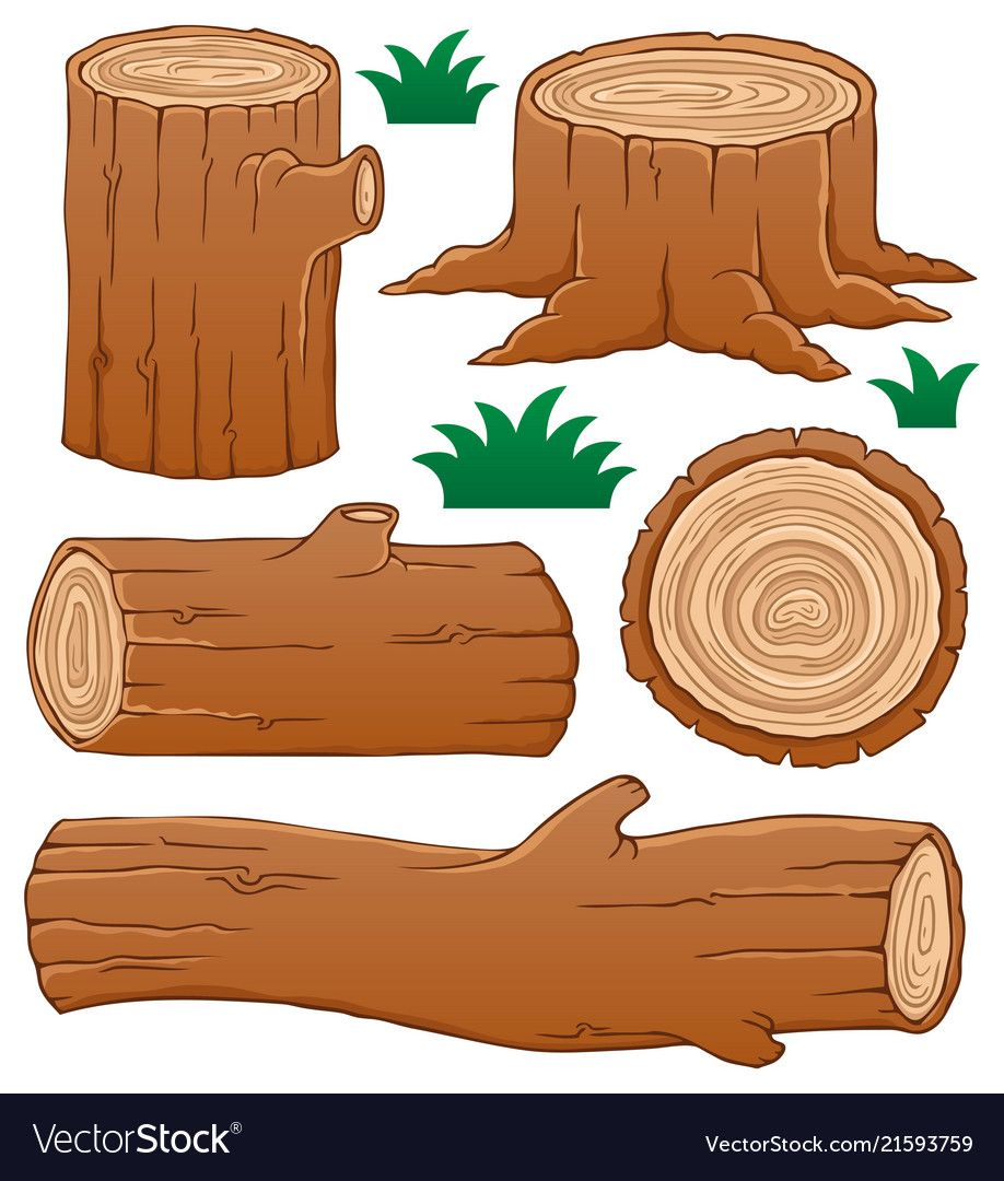 Log Theme Collection 1 Vector Illustration Download A Free Preview Or High Quality Adobe Illustrator Ai Eps Pdf And High R Illustration Log Image Clip Art