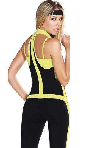 Tiempo Libre Activewear Jumpsuit 7061