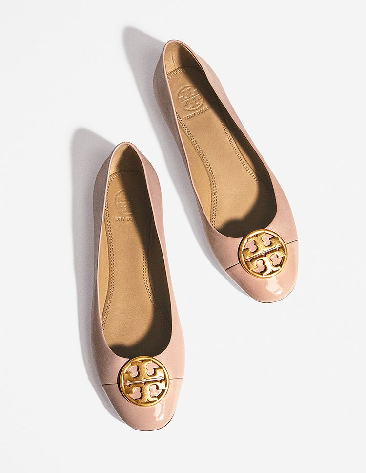 2dbb157eca Chelsea cap-toe ballet flat in 2019 | #InTheseShoes | Shoes, Flats ...