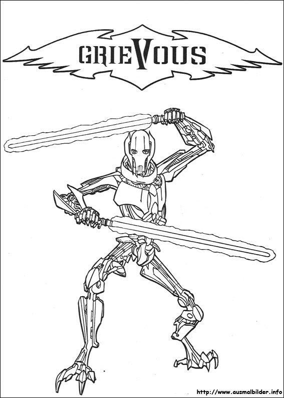 Star Wars Ausmalbilder Malvorlagen Coloring Pages Star Wars Fan