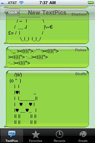 Cool Text Message Art : message, Week:, TextPics, Symbols,, Funny, Messages,, Emoji, Texts