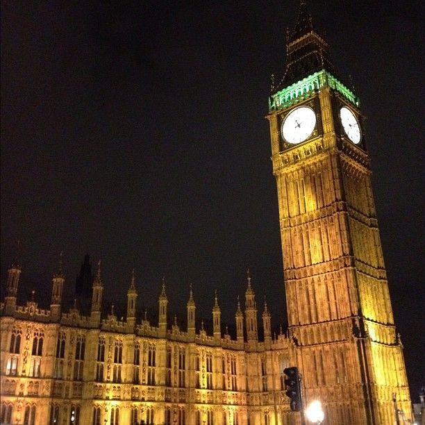 bnattanan's photo  of Big Ben on Instagram