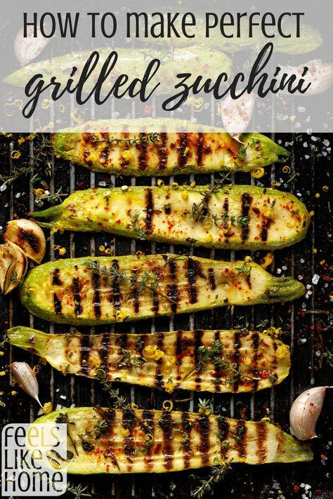 Photo of How to Make the Best Grilled Zucchini and Squash