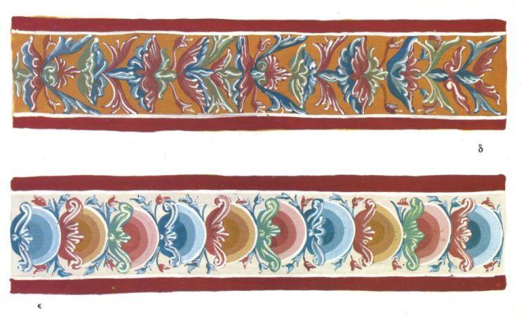 (237) Gallery.ru / Фото #139 - Византийский орнамент - vihrova