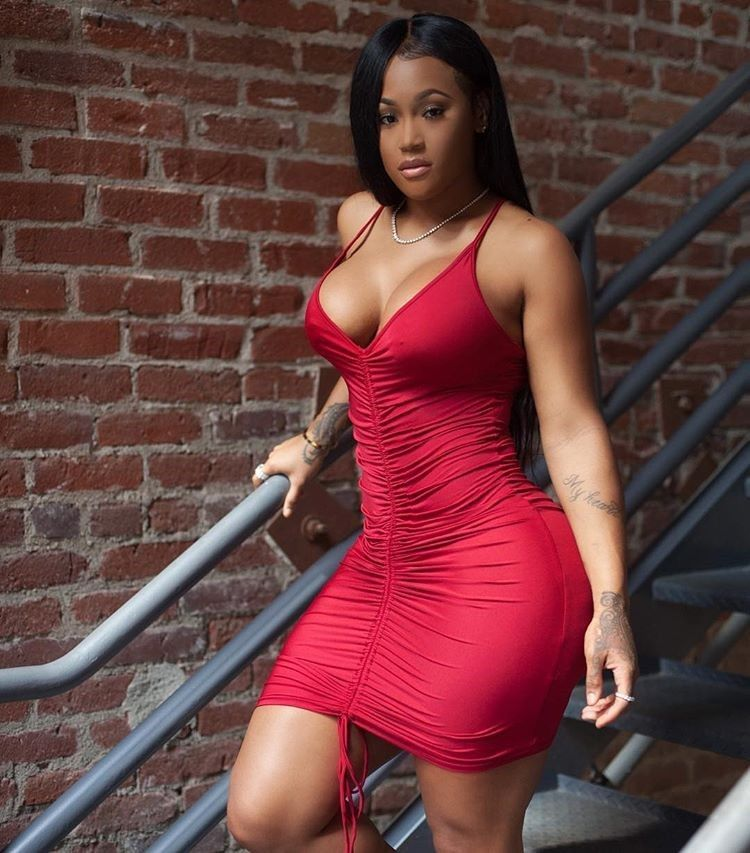 Sexy black girl webcam