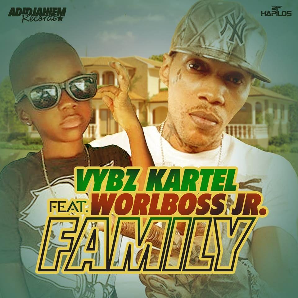 Vybz Kartel Ft Worlboss Jr Family Adidjahiem Records Vybz Kartel Z Music Dancehall Music