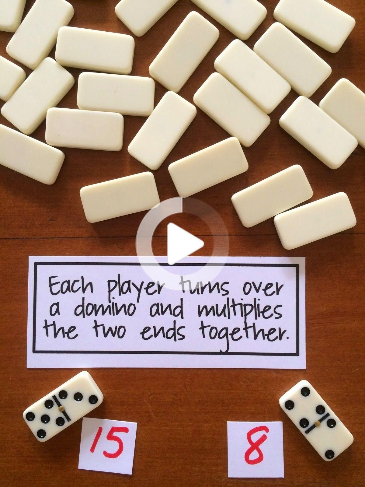 Fun Games 4 Learning Domino Math Games Dominoes Math Games Games 4 Learning Math Games [ 1600 x 1200 Pixel ]