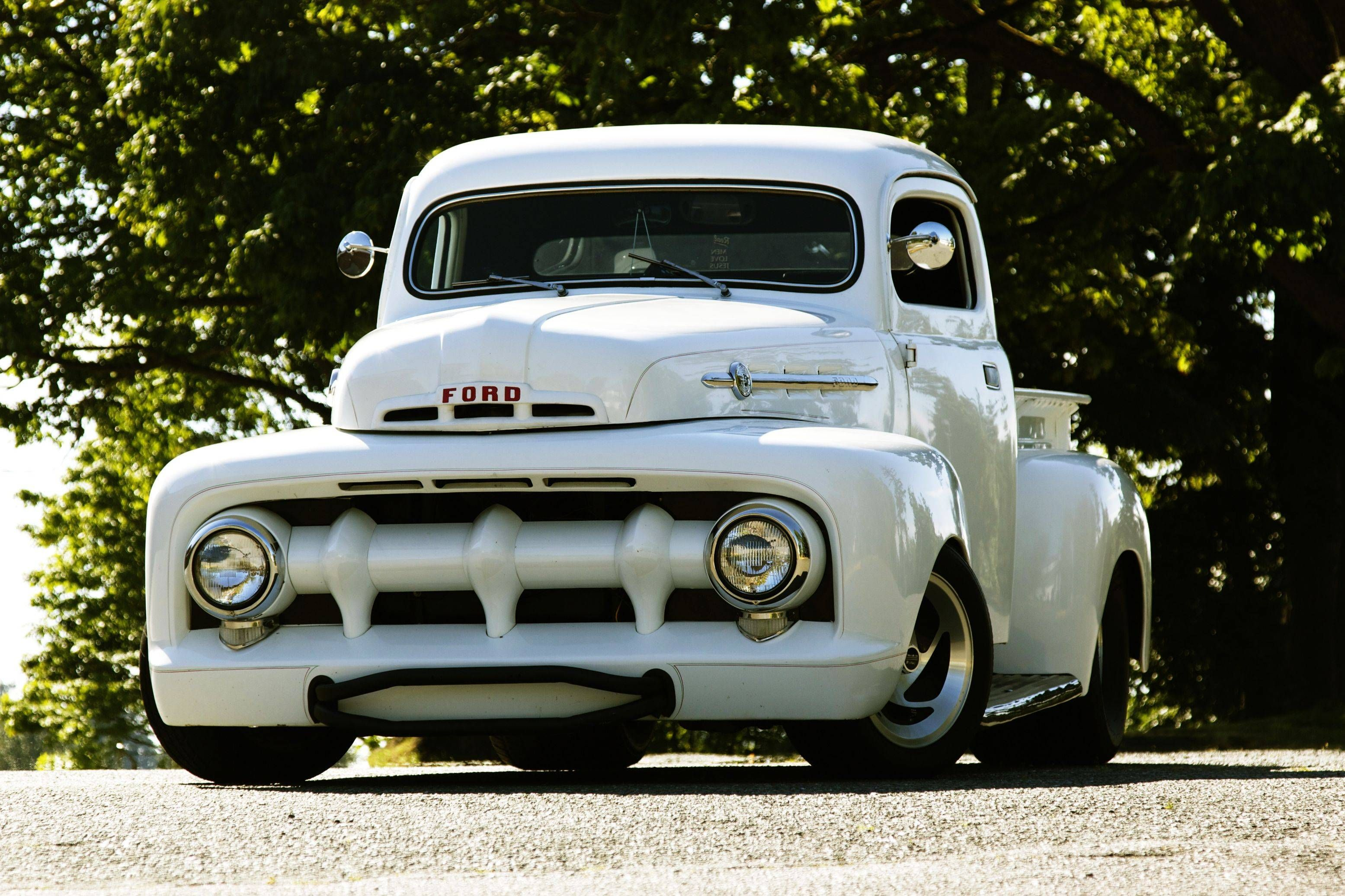 1955 chevrolet hot rod truck pictures to pin on pinterest - Afternoon Drive Truck Yeah 29 Photos
