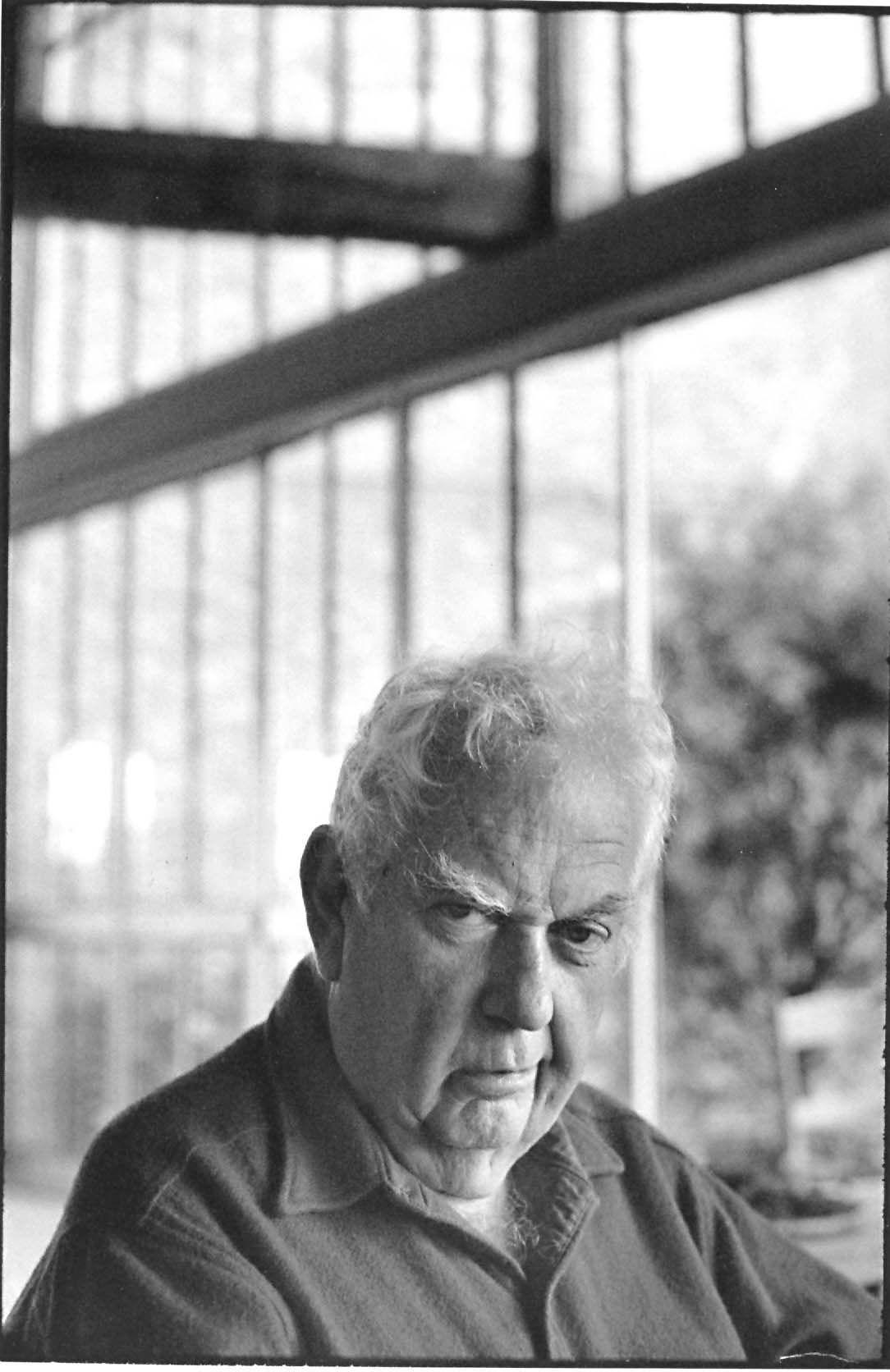Alexander Calder. Photo Henri Cartier-Bresson