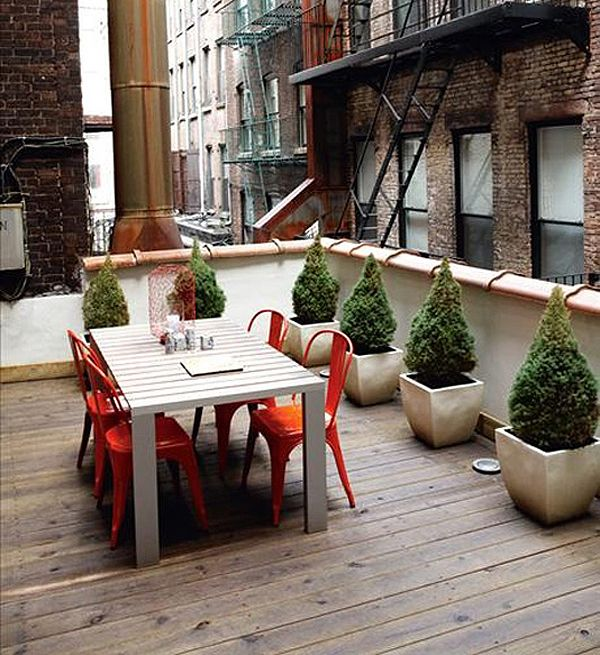 107  Small Trees Decking And Outdoor Spaces Stunning 107 Dining Room Decorating Inspiration