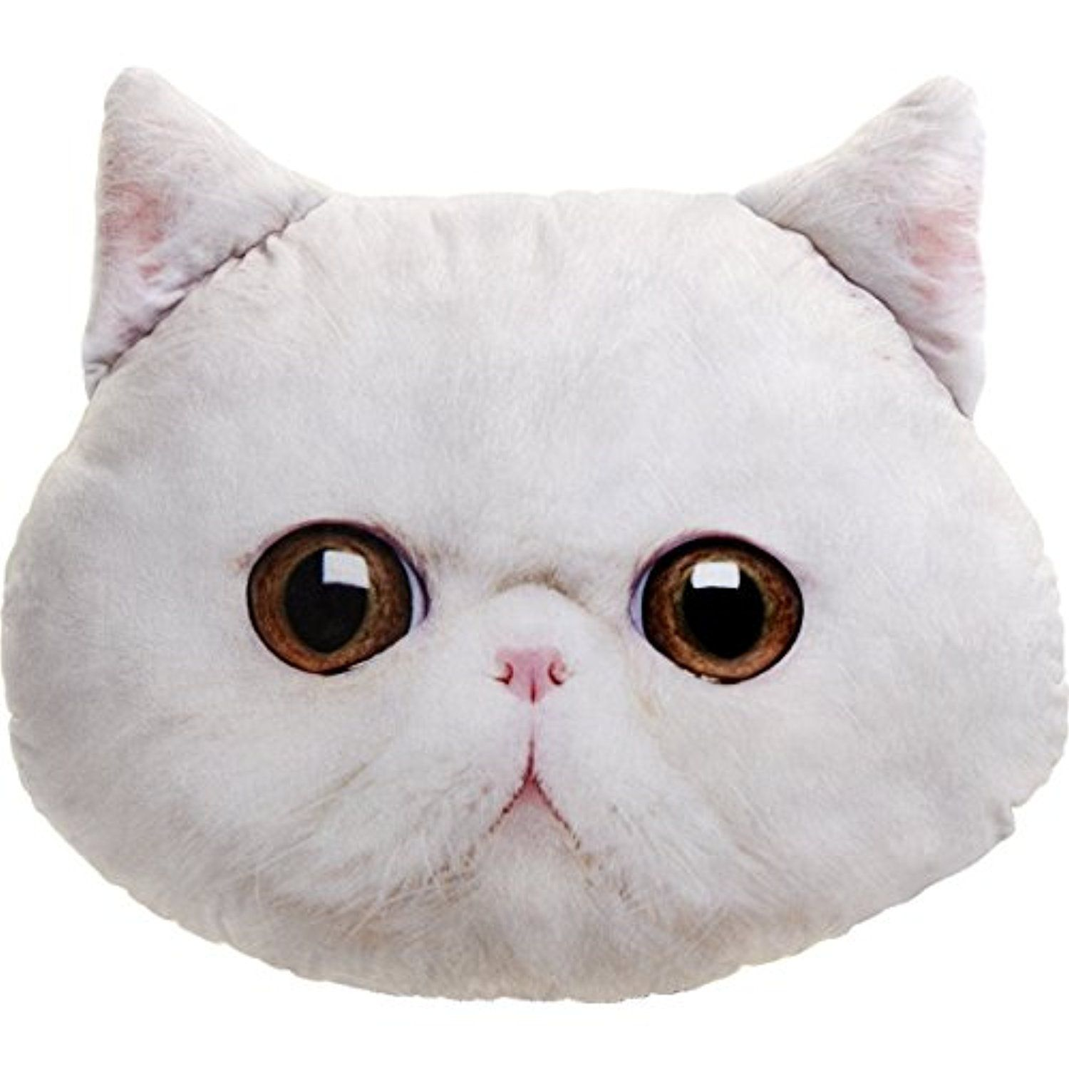 Pet Faces Exotic Shorthair Cat Pillow Awesome Products Selected