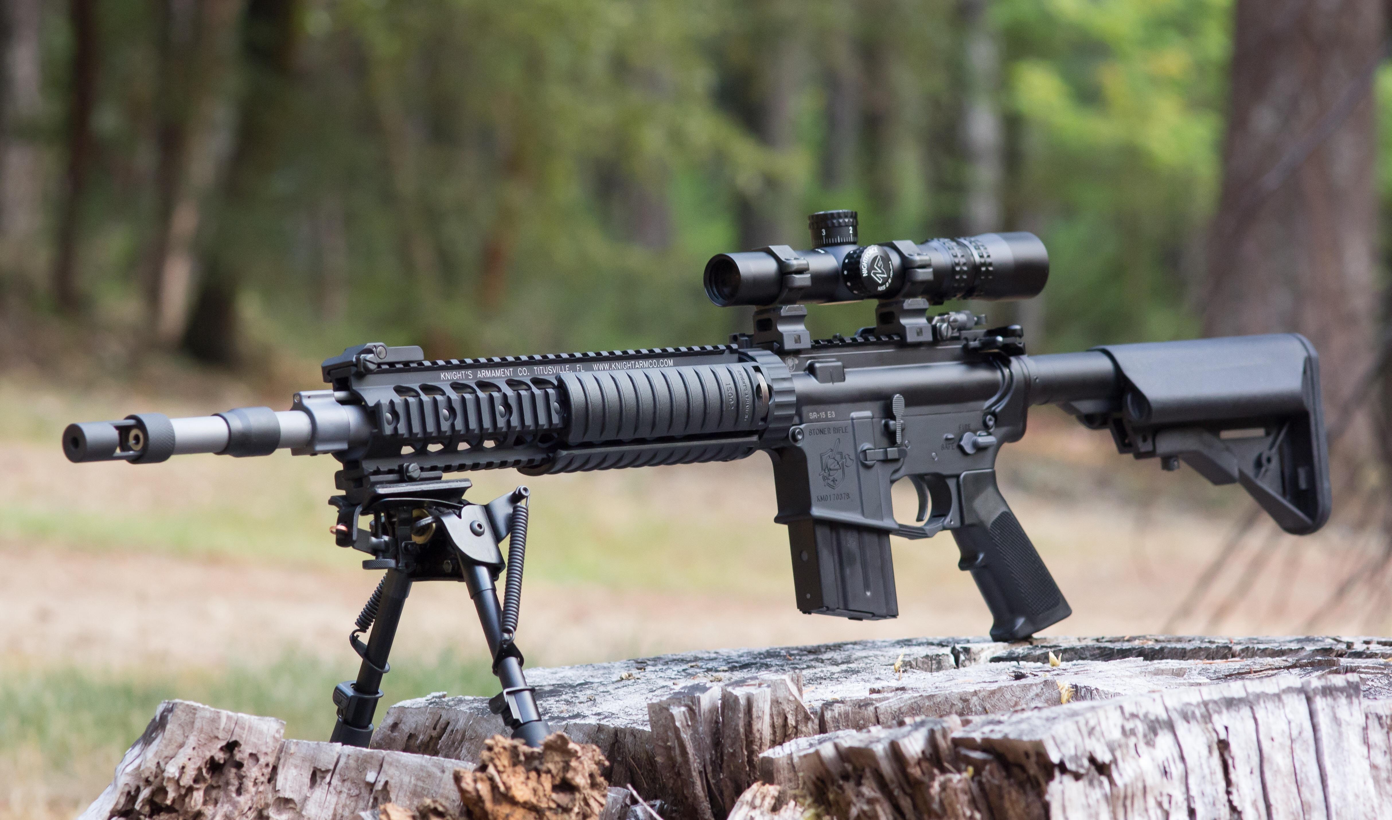 Mk 12 SPR AR15 Build - Guns & Weapons | Mk12 | Guns, Replica