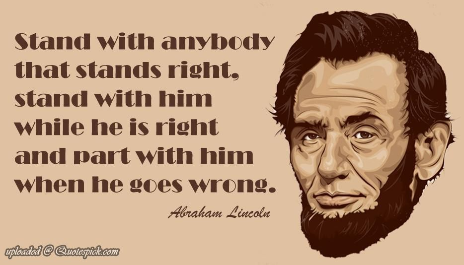 Abe Lincoln Quotes Unique Abraham Lincoln Quotes With Picture  Abraham Lincoln Sayings