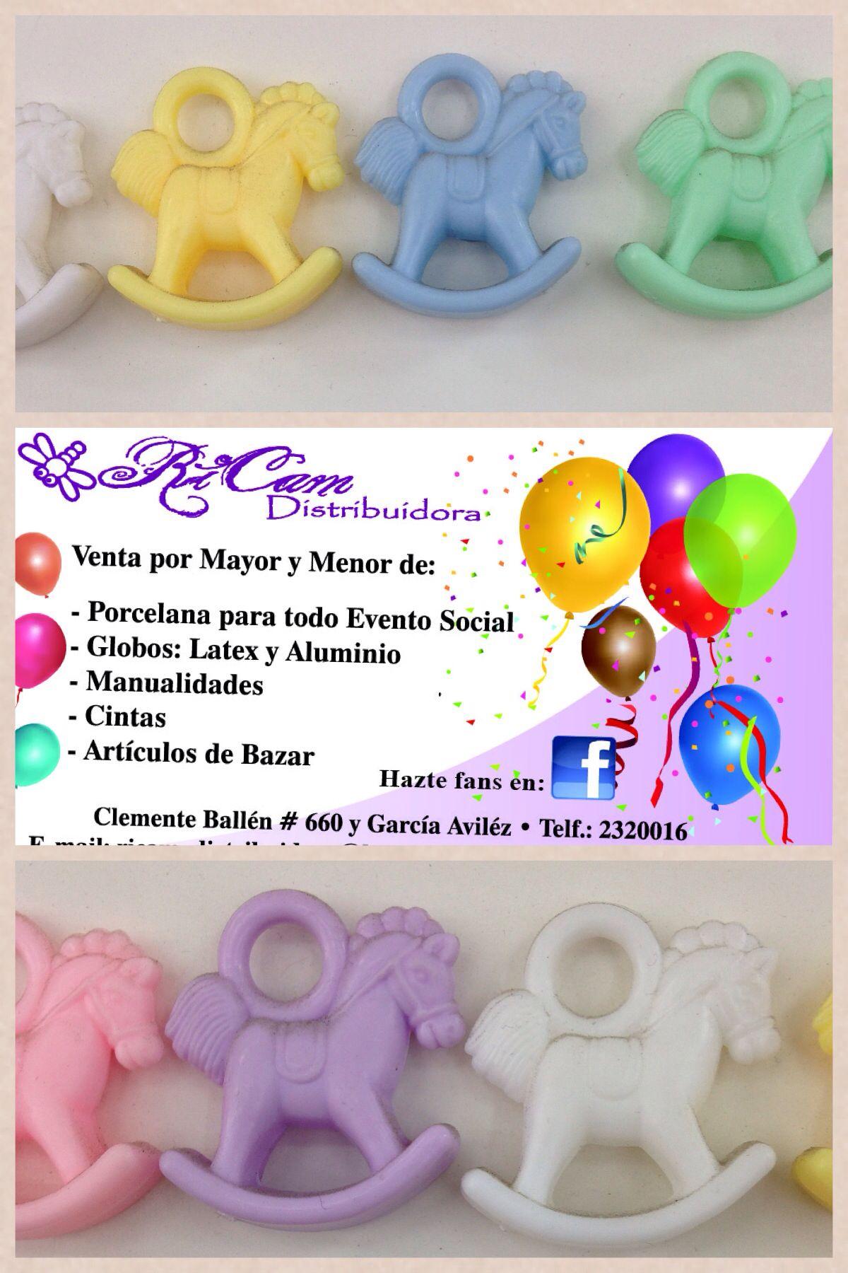 accesorios para baby shower