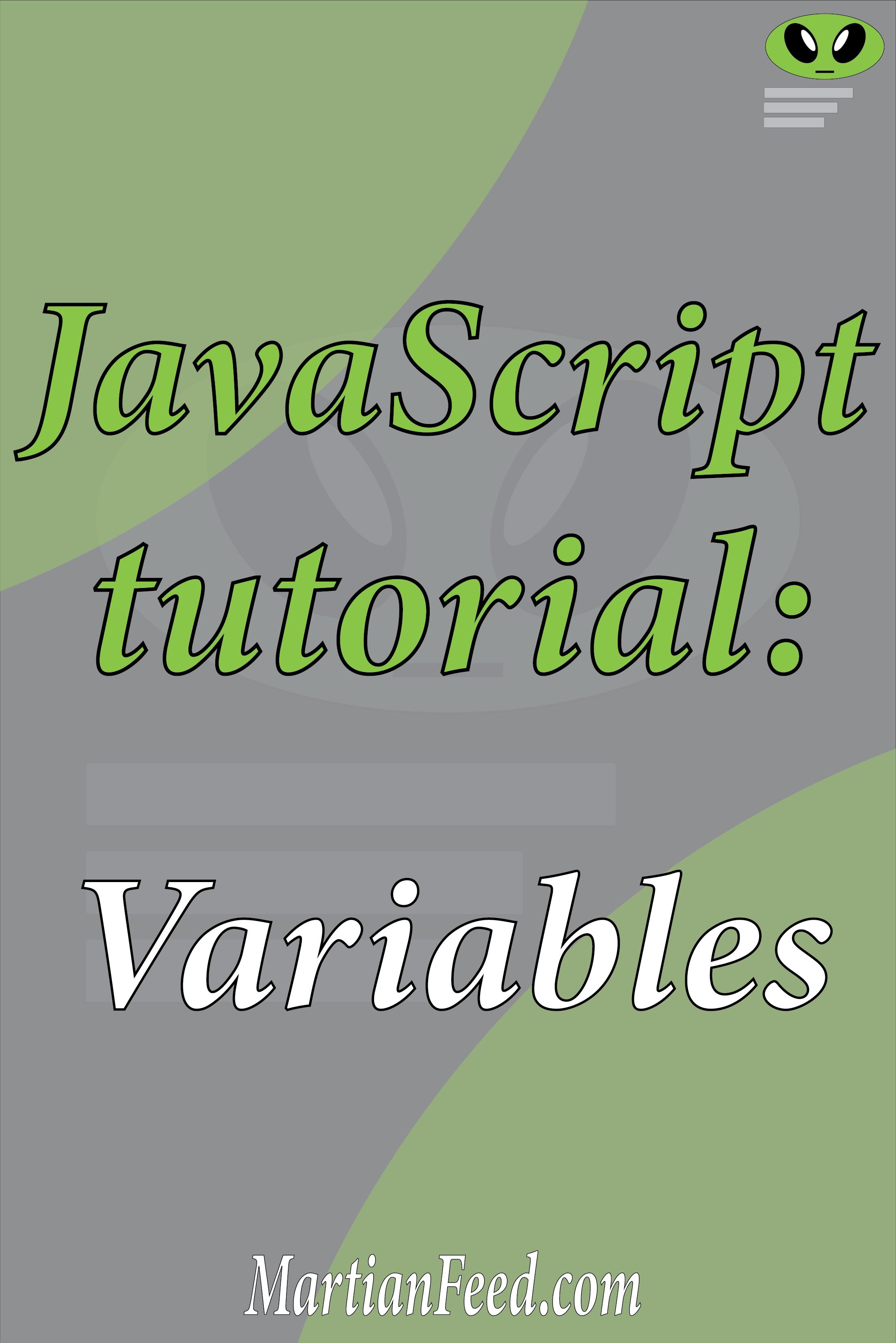 JavaScript Variables Javascript, Learn javascript, Tutorial
