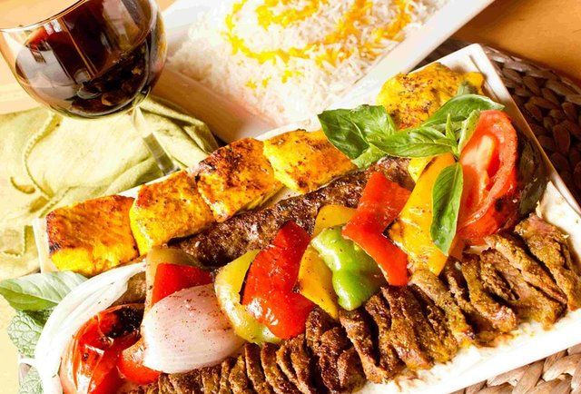 Lavash Persian Cuisine Of Inner Sunset Restaurantsbars To Try