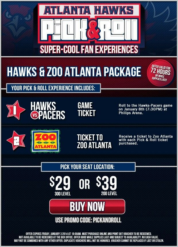 Pin by Live Life Half Price on Discounts Hawks game