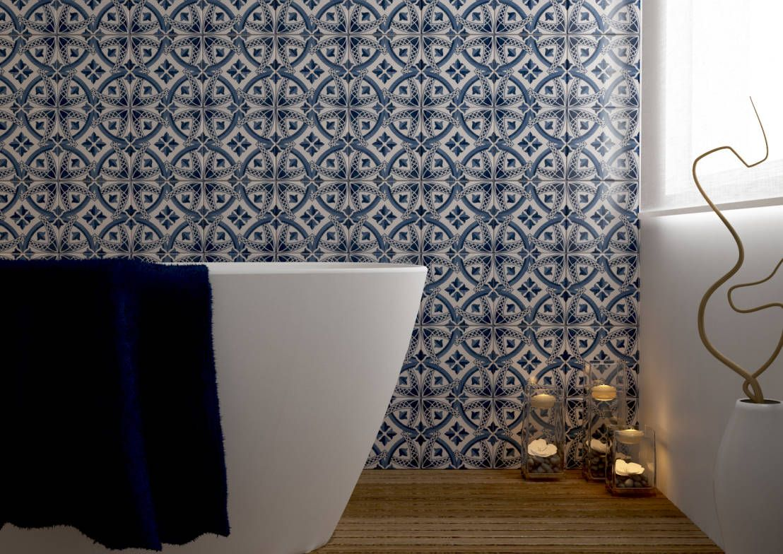 Le piastrelle per il bagno quali scegliere