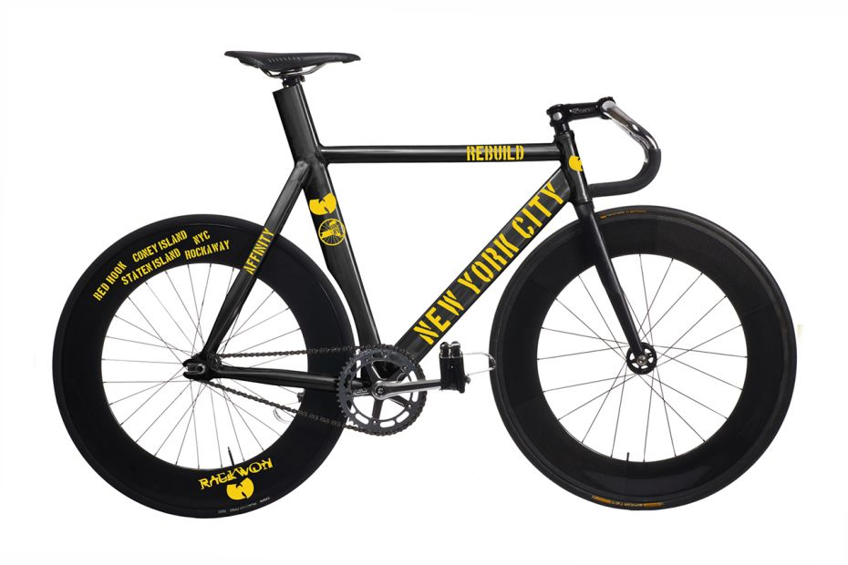 Image of Raekwon x Affinity Cycles Launch a 3 Bike Auction for Ride4NY
