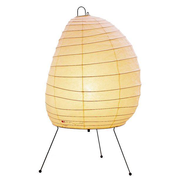 Akari Light Sculpture Model 1n Lamp Table Lamp Modern Lamp