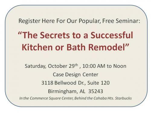 Case Remodeling. Birmingham, Alabama | Remodel, Bath ...