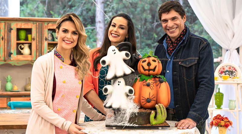 Neste Sabado O Bake Off Brasil Tem Prova Inspirada No Halloween