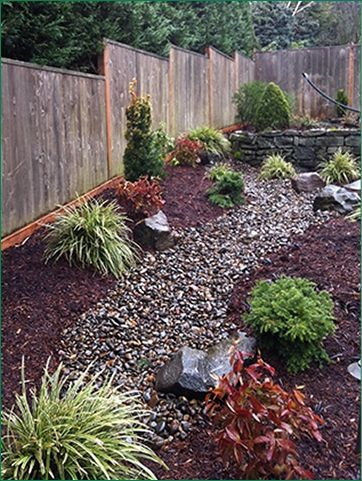 pictures of landscaping dry river beds designs - Garden Design Dry River Bed