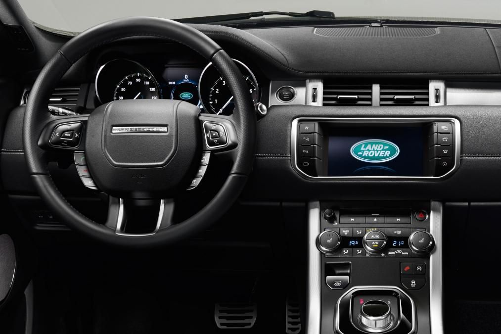 Photo of Range Rover Evoque 2015 facelift – pictures | Auto Express
