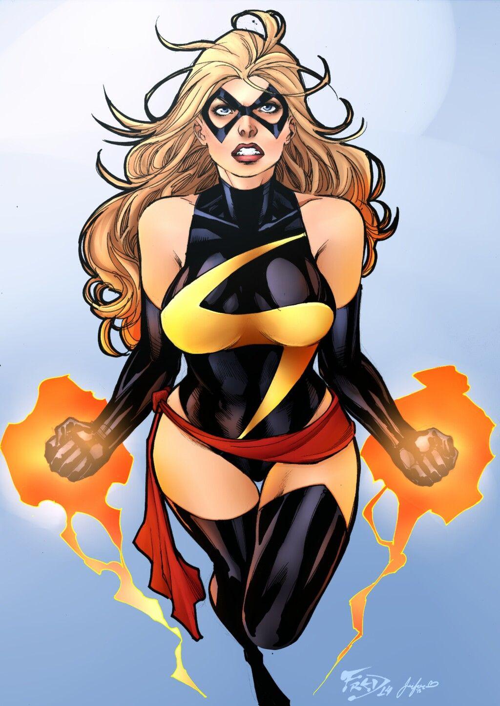 Marvel Carol danvers ms
