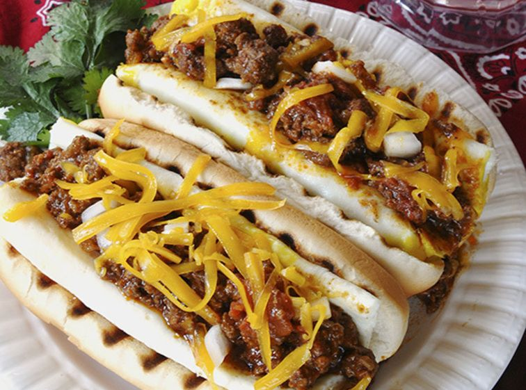 Fireman Bob S Texas Red Hot Hot Dog Sauce Recipe Hot Dog Sauce Quick Meals Hot Dog Sauce Recipe