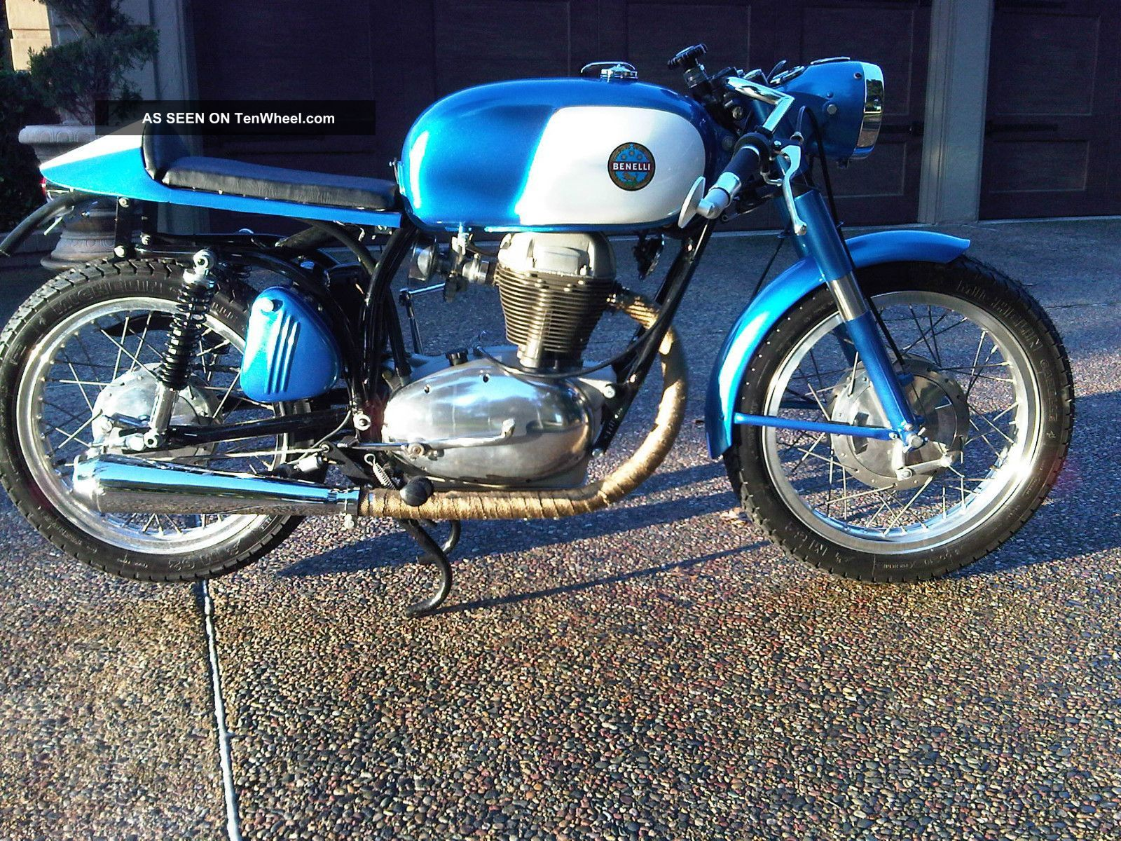 1963 Benelli Wards Riverside 250 Benelli Photo