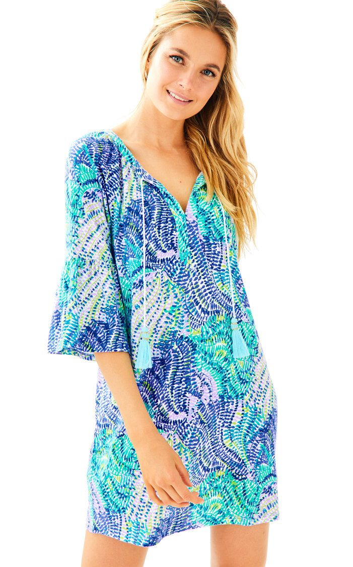 Check out this product from Lilly - Del Lago Tunic Dress https://www ...