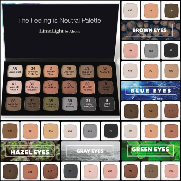 925e93a1c36e2 So many Customizable choices! #50%pigment #leapingbunnycertified Available  at www.makeupwithnanamel.com