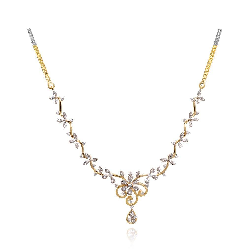 Diamond jewelry designs necklaces