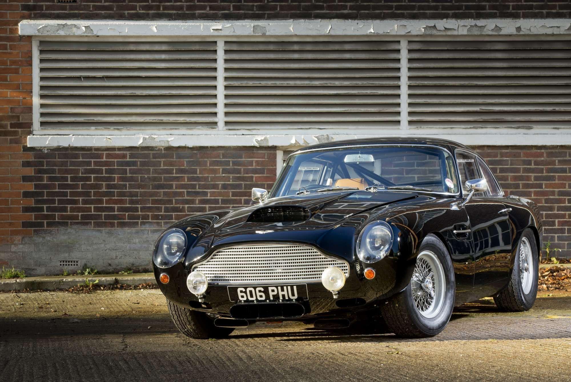 Aston Martin DB 5 convertible 1965 f3q