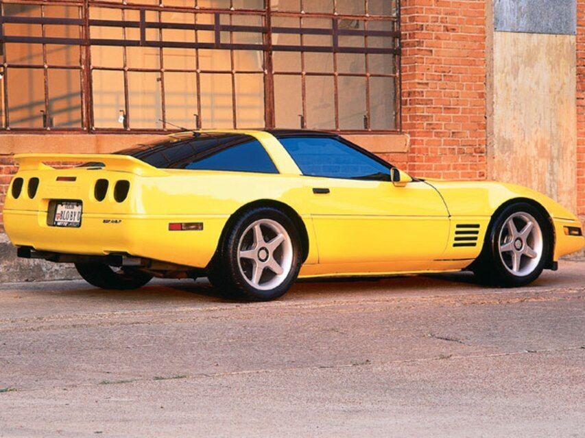 Pin On C4 Corvette