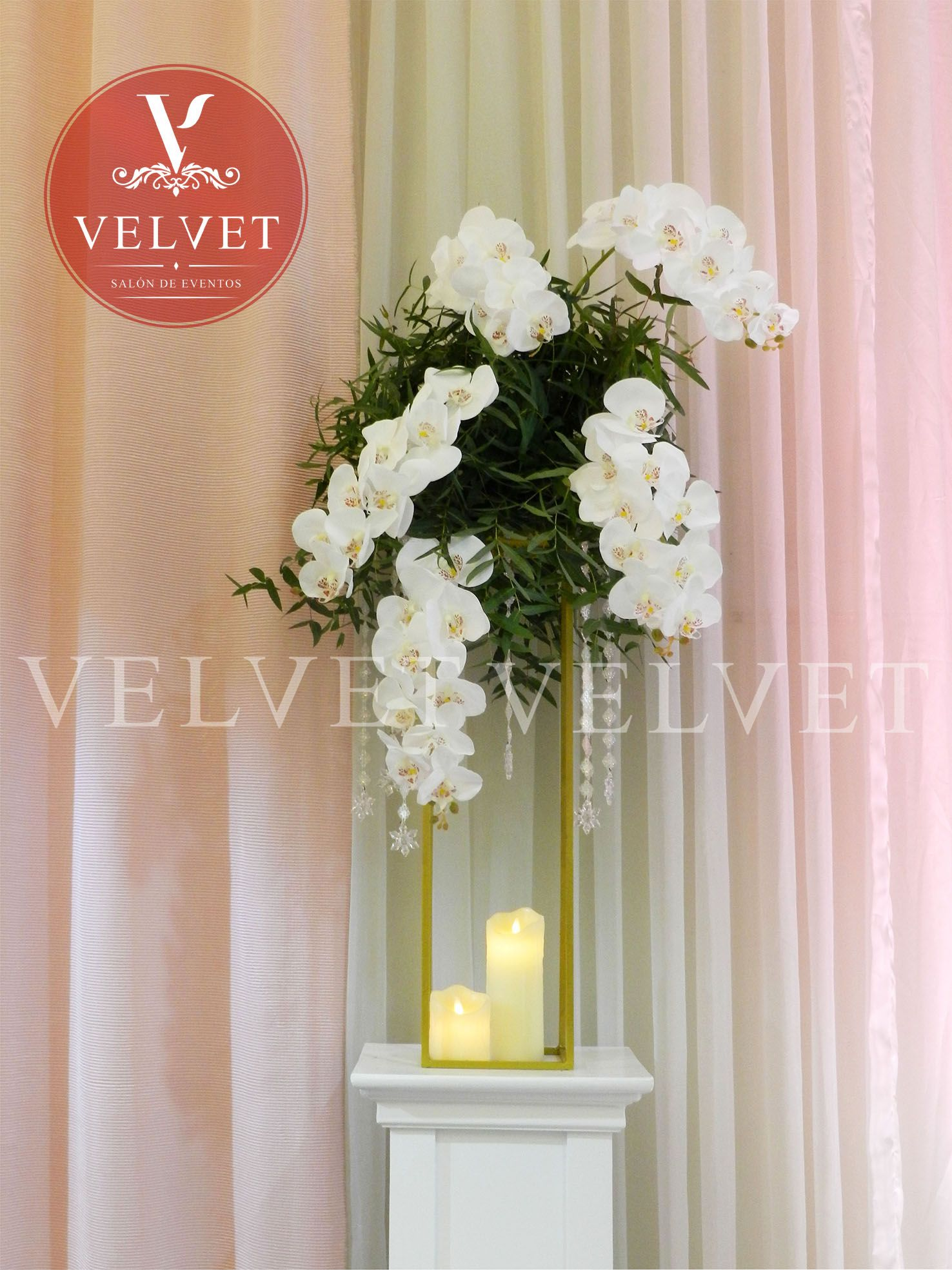 Detalle De Arreglo Floral Para Boda Wedding In Sunday