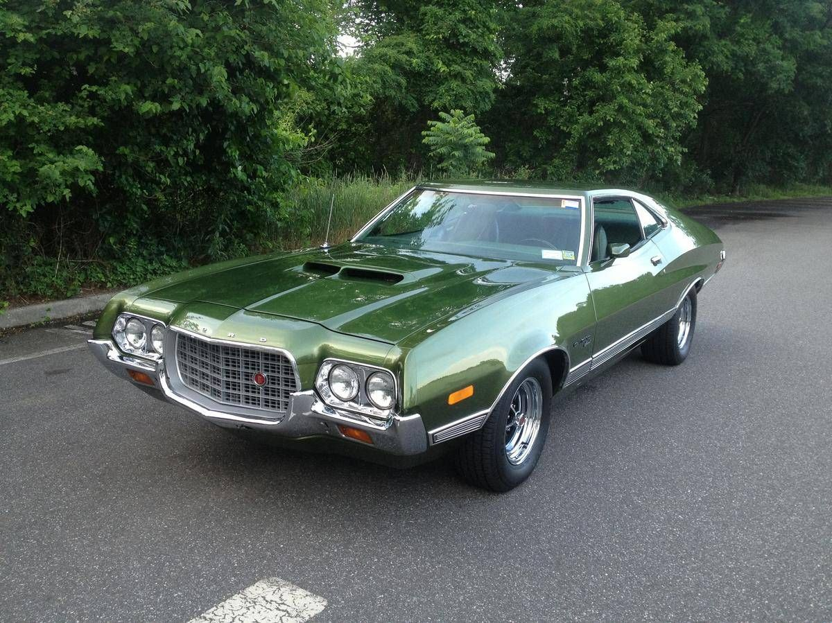 1972 ford gran torino sport ford torino 1968 1976 pinterest grand torino gran torino and ford. Black Bedroom Furniture Sets. Home Design Ideas