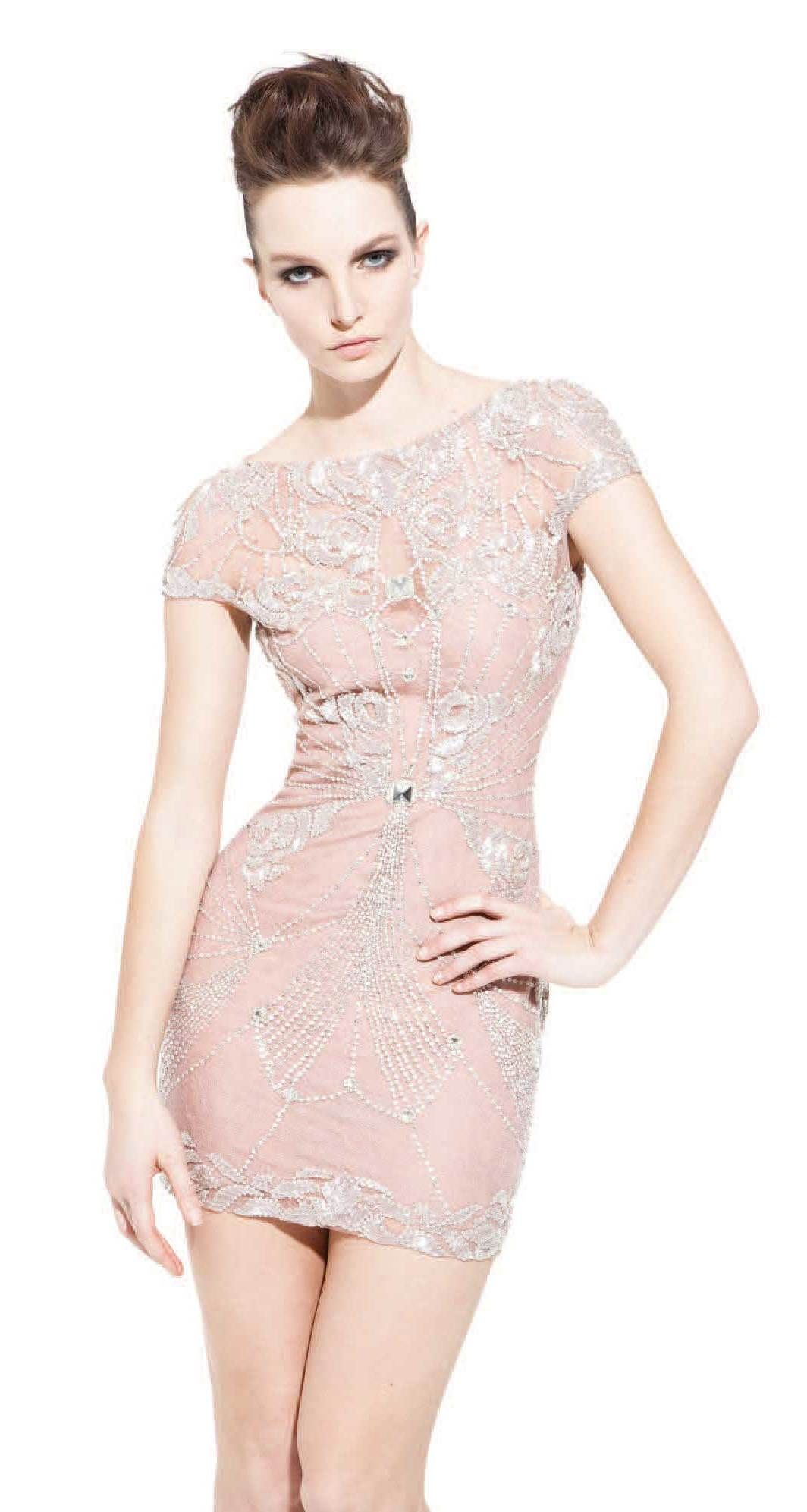 Pavoni dresses pinterest rose gold colour glamour and jewel
