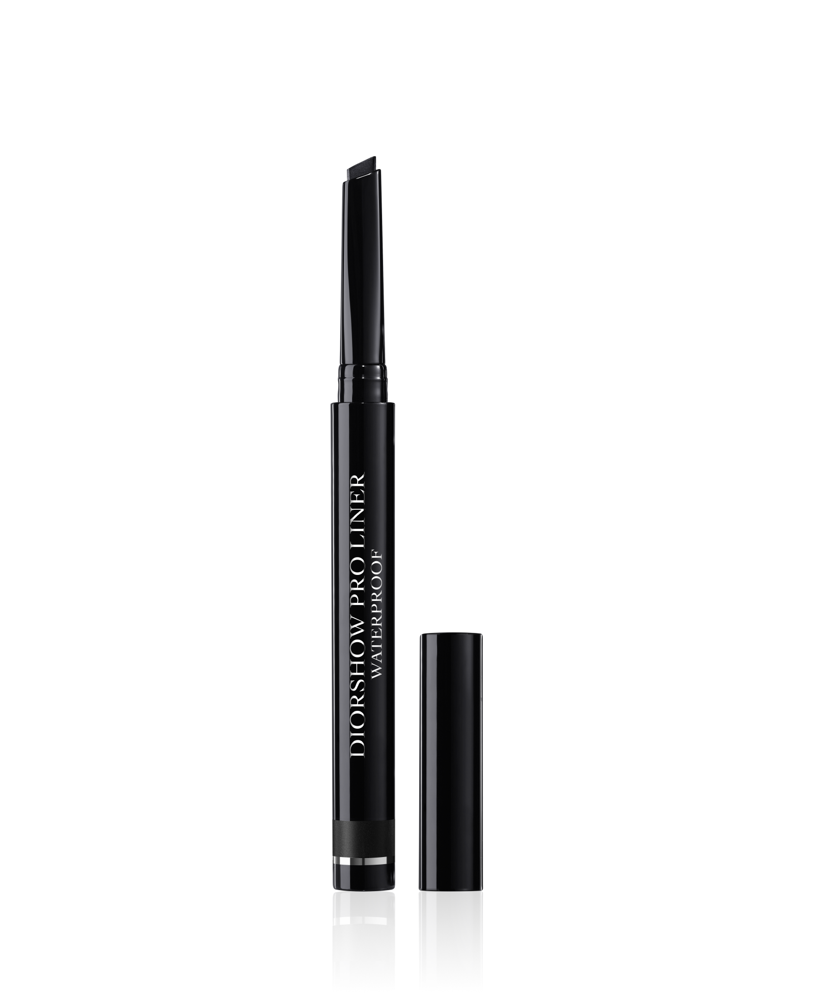 Discover DIORSHOW PRO LINER by Christian Dior available in Dior official online store. Videos, Bevel-tip eyeliner, long-lasting spectacular line tutorials and beauty tips on Dior website.
